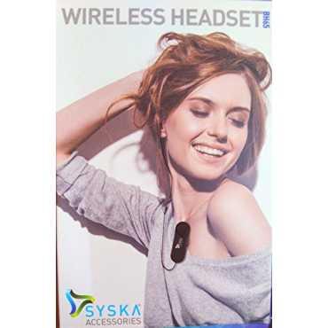 Syska BH65 Bluetooth Headset