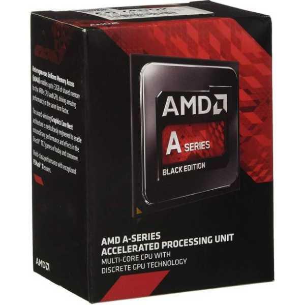 AMD A6-7400K FM2 Hexa-Core Processor - Grey