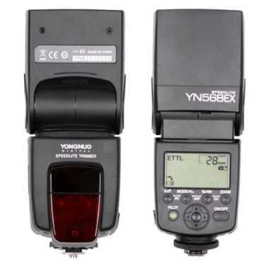 YONGNUO Speedlite YN568EX Flash (Nikon)