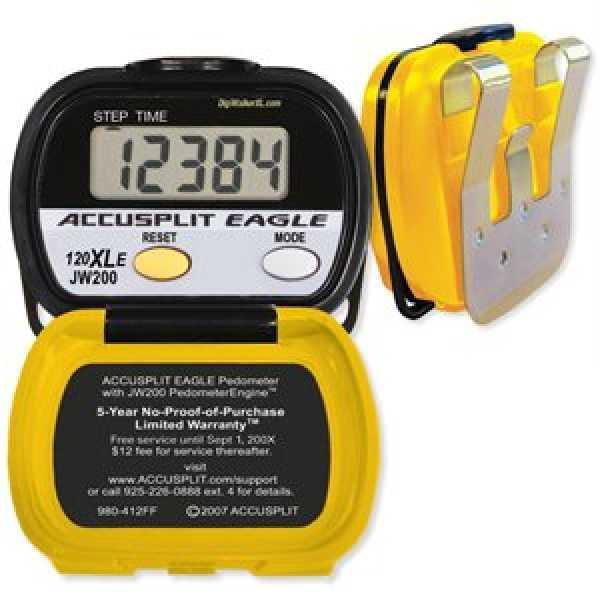 Accusplit AE120XLE Pedometer Step Counter