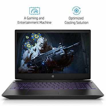 HP Pavilion 15-CX0143TX Gaming Laptop - Black