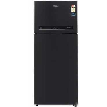 Whirlpool IF INV 375 360L Double Door Refrigerator - Black