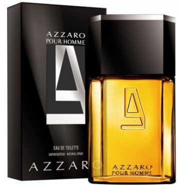 Azzaro Pour Homme Eau de Toilette  -50 ml