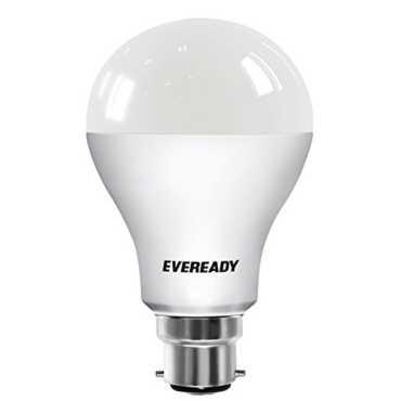 Eveready 9W B22 LED Bulb (White) - White