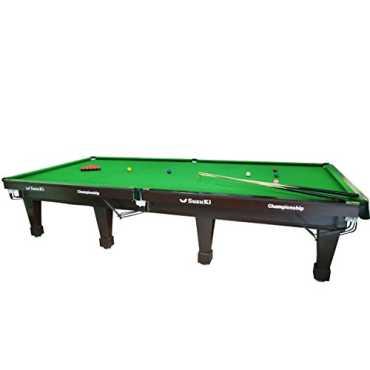 Suzuki Billiard Table (12FT X 6FT) - Green