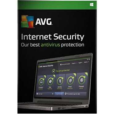 AVG Internet Security 2016 1PC 1Year