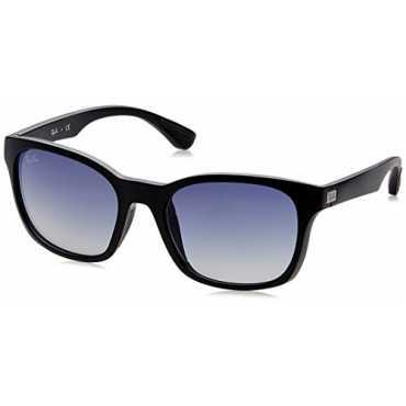 Gradient Square Men Sunglasses 0RB4197I601S4L56 56 4 millimeters Light Grey Gradient Dark Blue
