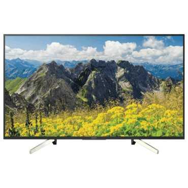 Sony KD-49X7500F 49 Inch 4K Ultra HD Smart LED TV - Black