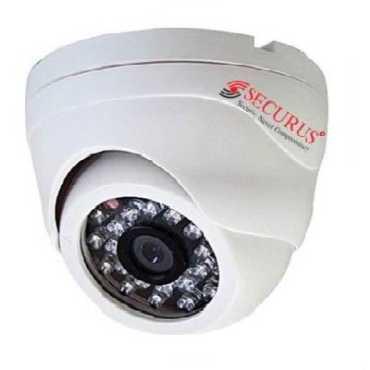 SECURUS (SS1500DE) IR Dome camera - White | Black