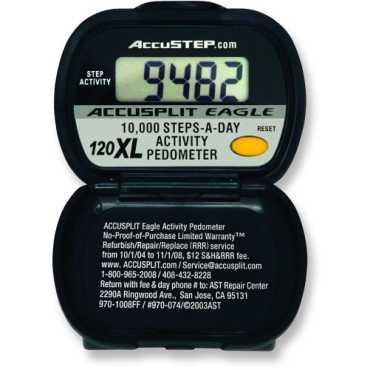 Accusplit AE120XL Eagle Pedometer Step Counter