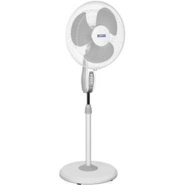 Luminous Mojo HS 3 Blade (400mm) Pedestal Fan - White