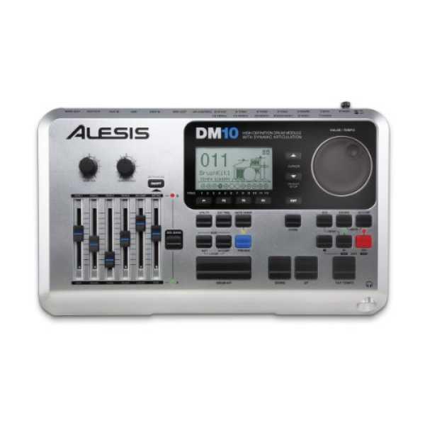 Alesis DM10 High Definition Drum Module - Black