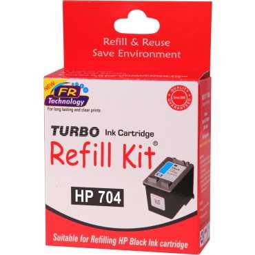 Turbo Black Ink Cartridge for HP 704