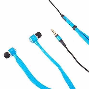 Smiledrive Shoelace Headset - Blue