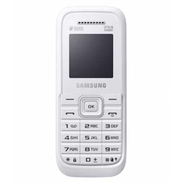 Samsung Guru B110 - White