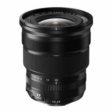 Fujifilm XF 10-24mm F4 R OIS Wide Angle Zoom Lens - Black