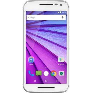 Motorola Moto G (3rd Gen) - White
