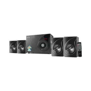 Zebronics ZEB-BT4434RUCF 4.1 Channel Multimedia Speaker