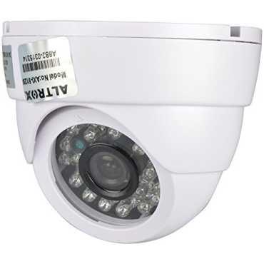 Altrox AXI-6120HD 1200TVL Dome CCTV Camera - White