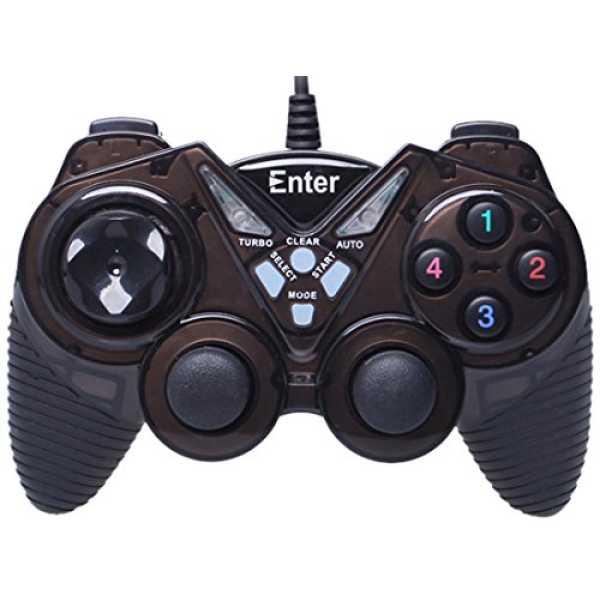Enter E-GPV10 Game Pad Single Player