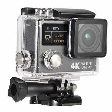 Mobilegear MG-SA204 4K Ultra HD WiFi Digital Action Camera