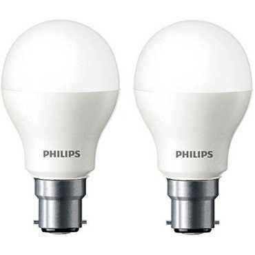 Philips 4W B22 LED Bulb Cool Day Light Pack of 2
