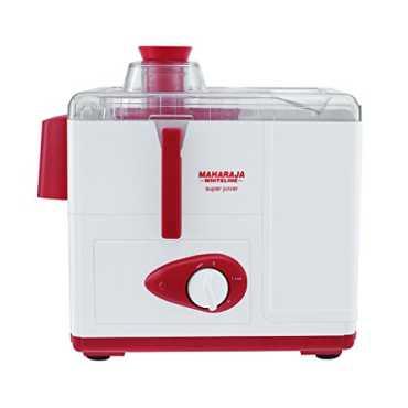 Maharaja Whiteline JE-101 Super Juicer Mixer - Red