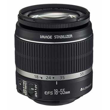 Canon EF-S 18-55mm IS STM Lens - Black