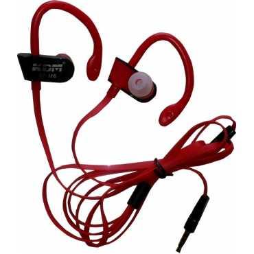 KDM SP-M6 In the Ear Headphones - Black