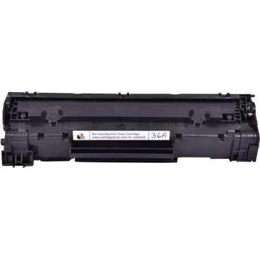 Cartridge Studio 36A (CB436A) Black Ink Cartridges - Black