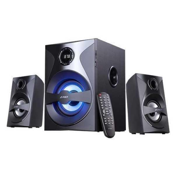 F D F380X 2 1 Bluetooth Speaker
