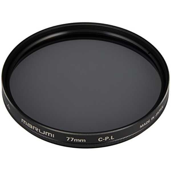 Marumi 77 mm Circular Polarizer Filter