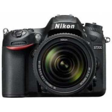 Nikon D7200 DSLR Camera (AF-S 18-140mm VR Kit Lens)