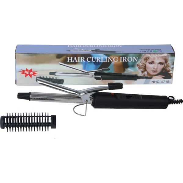 V&G 471B Hair Straightener - Black