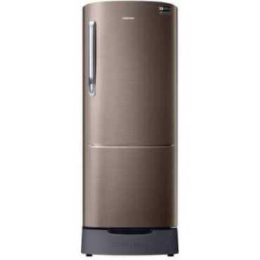 Samsung RR24A282YDX 230 L 3 Star Inverter Direct Cool Single Door Refrigerator