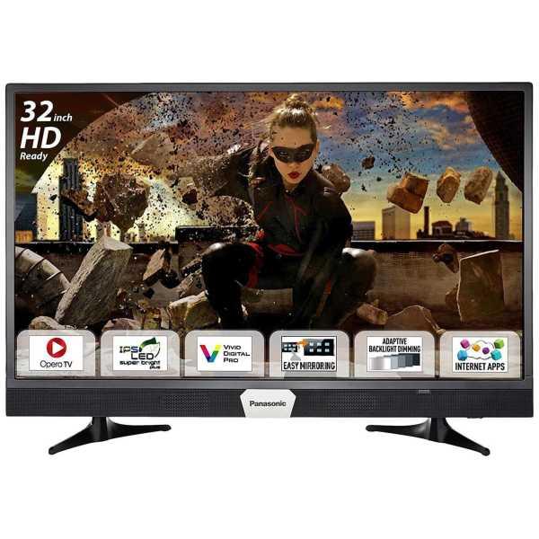 Panasonic (TH-32ES48DX) 32 Inch  HD Ready Smart LED TV - Black