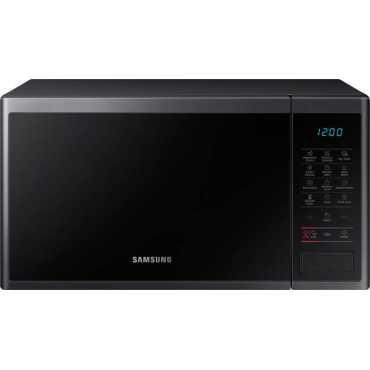 Samsung MS23J5133AG 23 L Solo Microwave Oven - Black