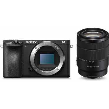Sony Alpha ILCE-6500M/B Digital SLR Camera - Black