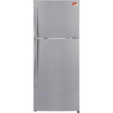 LG GL-U372JPZL 335 Litres Double Door Refrigerator - Steel