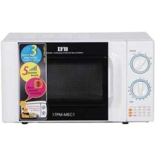 IFB 17PMMEC1 17 L Solo Microwave Oven