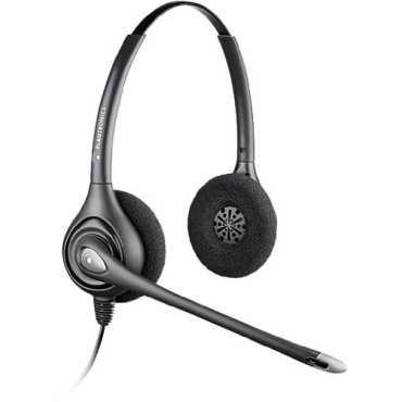 Plantronics Supraplus Wideband HW261N On-Ear Headset