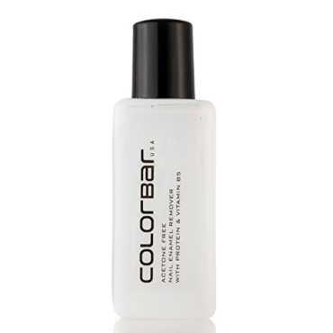 Colorbar Nail Polish Remover White
