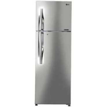 LG GL-T302RPZU 284 L 3 Star Direct Cool Double Door Refrigerator