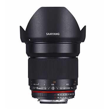 Samyang 16mm F2 0 Prime Lens For Canon