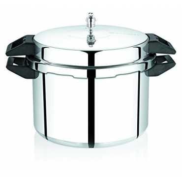 Premier Netraa Aluminium 27 L Pressure Cooker (Outer Lid)