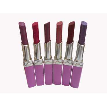ADS A0624c-B (Set of 6 - Multicolor) Lipstick