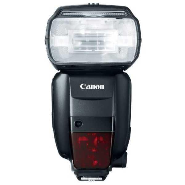 Canon 600 EX-RT Flash