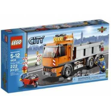Lego City Town Dump Truck 4434