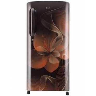 LG GL-B201AHDX 190 L 4 Star Direct Cool Single Door Refrigerator