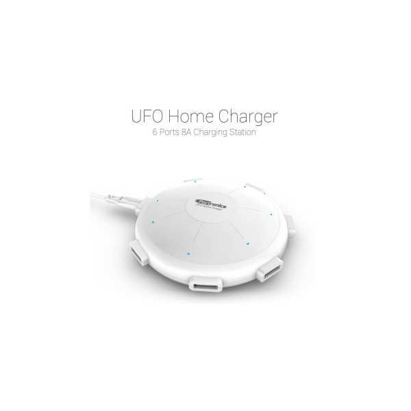 Portronics POR 343 6 Port USB Hub - White
